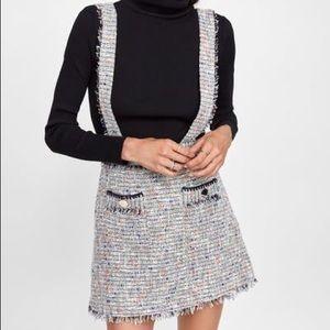 Overalls skirt from ZARA